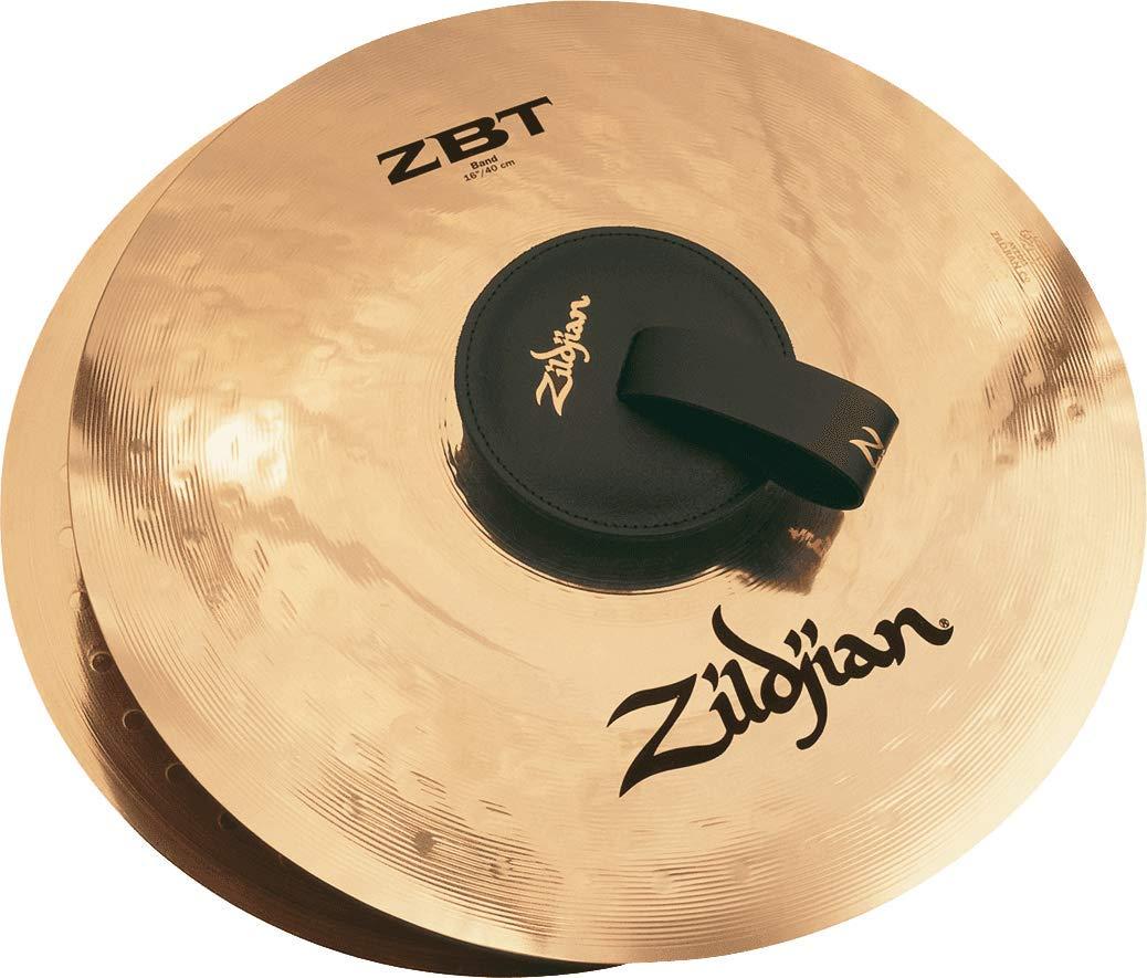 Zildjian ZBT 16'' Band Cymbals Pair by Avedis Zildjian Company