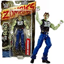 Mattel Year 2016 World Wresling Entertainment WWE Zombies Series 7 Inch Tall Figure - Zombified DEAN AMBROSE with Removable Left Hand