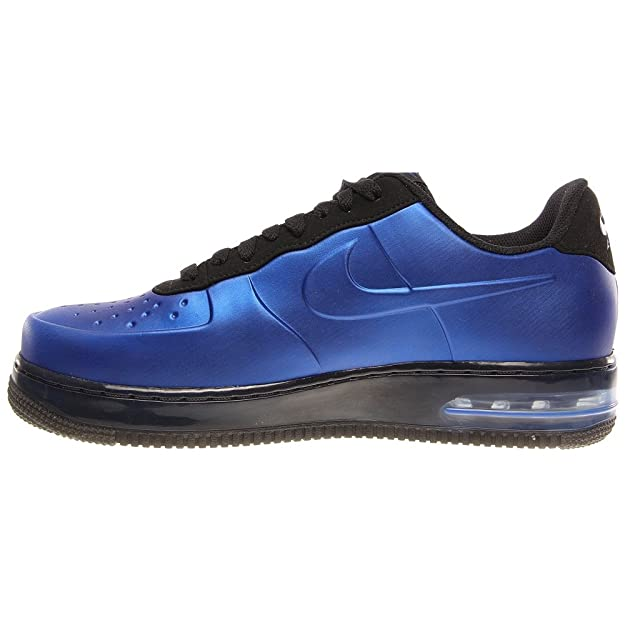 689dfa12091fb Amazon.com  NIKE Air Force 1 Foamposite Pro Low Mens Basketball Shoes 532461 -400 Game Royal 14 M US  Sports   Outdoors