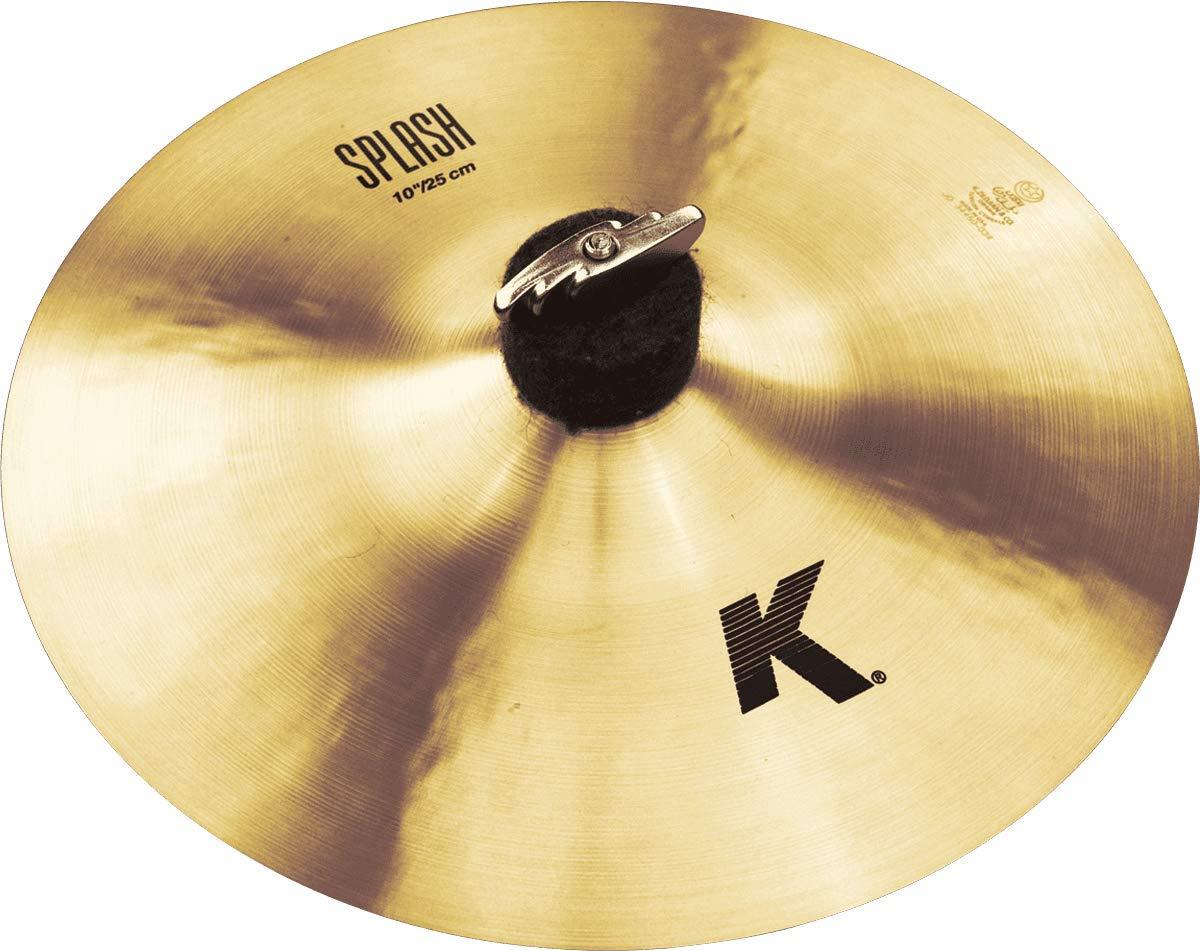 Zildjian K 10'' Splash Cymbal by Avedis Zildjian Company