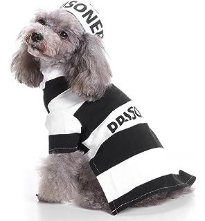 Amazon.com: LUCKSTAR - Disfraz de perro preso – Disfraz de ...