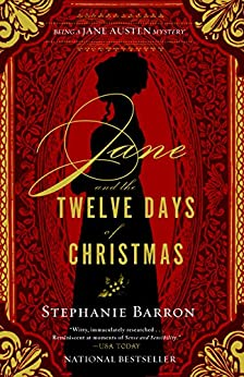 Jane and the Twelve Days of Christmas (Being a Jane Austen Mystery Book 12) by [Barron, Stephanie]