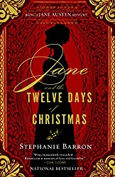 Jane and the Twelve Days of Christmas (Being a Jane Austen Mystery Book 12)