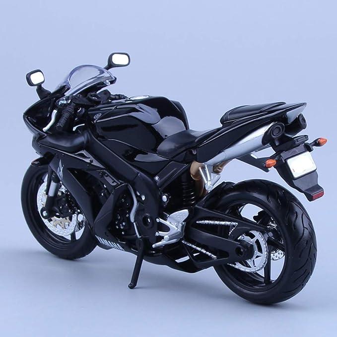 modello di moto delicato e durevole di alta qualit/à Giocattolo per veicoli di squisita fattura antiurto per bambini