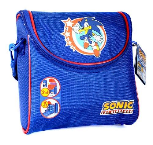 Sonic The Hedgehog Pro Gamer Case - Blue (Nintendo 3DS/DS)