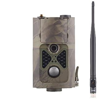 3 G 16 MP 1080P HD Cámara de infrarrojos juego & Trail hc-550g IR