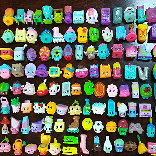 LL100PCs 2016 Random Shopkins of Season 1 2 3 4 5 Loose Toys Action Figure Doll