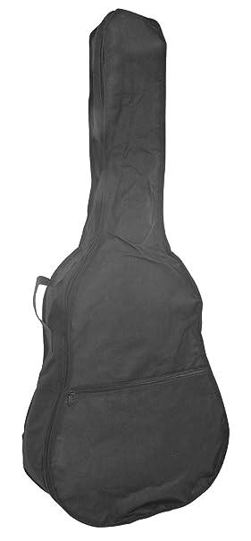 Technote DGB-01A - estuche para guitarra negro, tamaño ...
