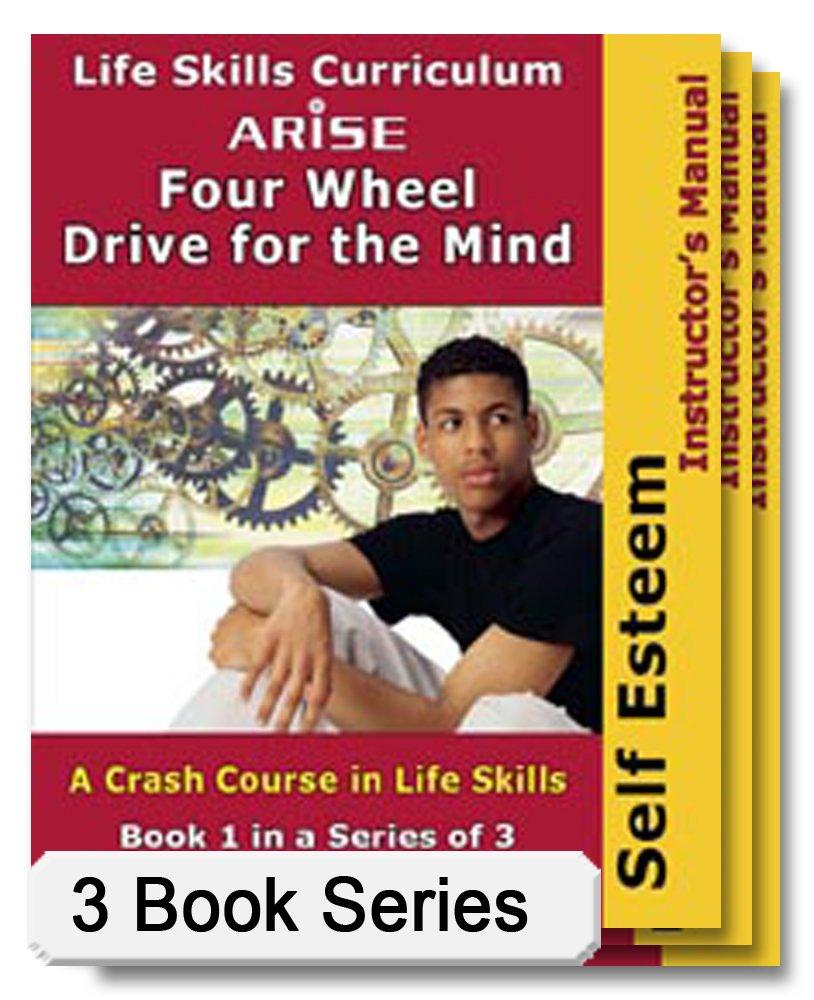 Read Online Life Skills Curriculum: Four Wheel Drive (3-Book Series) ebook