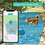 Pet GPS Tracker for Dogs,No Monthly