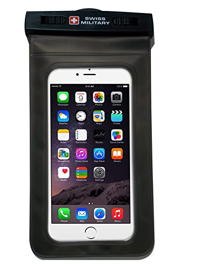 uk availability 1d744 a1189 Swiss Military MP2 - WATERPROOF MOBILE CASE