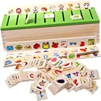 freneci Wooden Montessori Toy Mathematics Learning Calculus Early Education