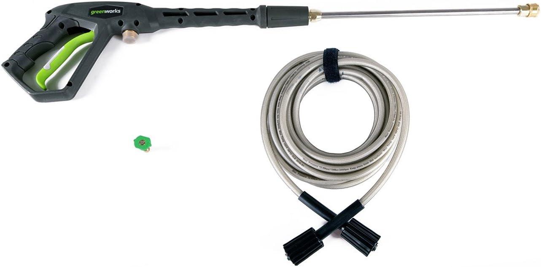 Greenworks 2000 PSI Metal Gun Universal Pressure Washer Attachment Kit 5201902