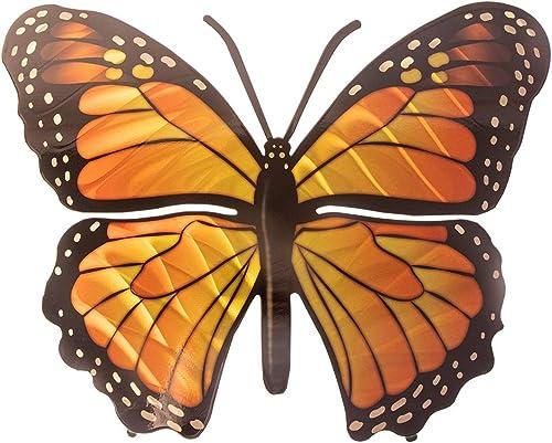 Next Innovations Butterfly Monarch 3D Wall Art