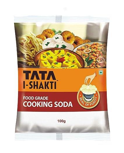 Tata Salt Cooking Soda 100 Gm Amazon In Grocery Gourmet Foods