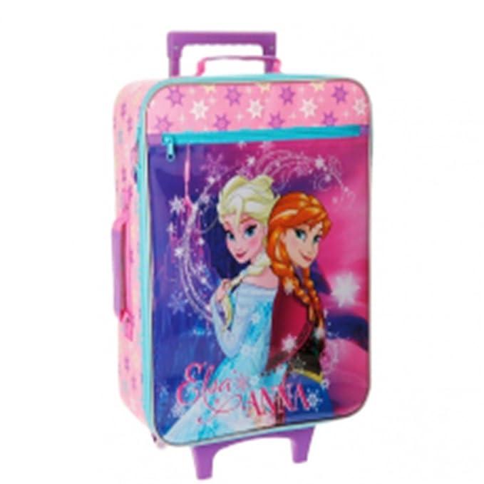 Carro de equipaje de mano del bebé Rose FROZEN 4999051: Amazon.es: Ropa y accesorios