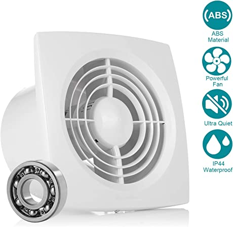 Pourquoi poser dans la salle de bain un ventilateur ENERGY