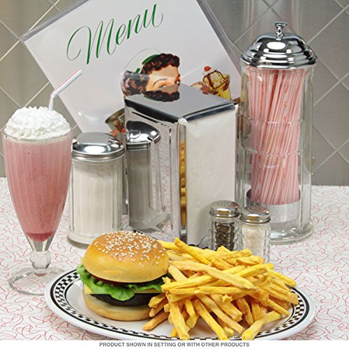Retro 50s Diner Style Tableware Set by Campbell by Campbell
