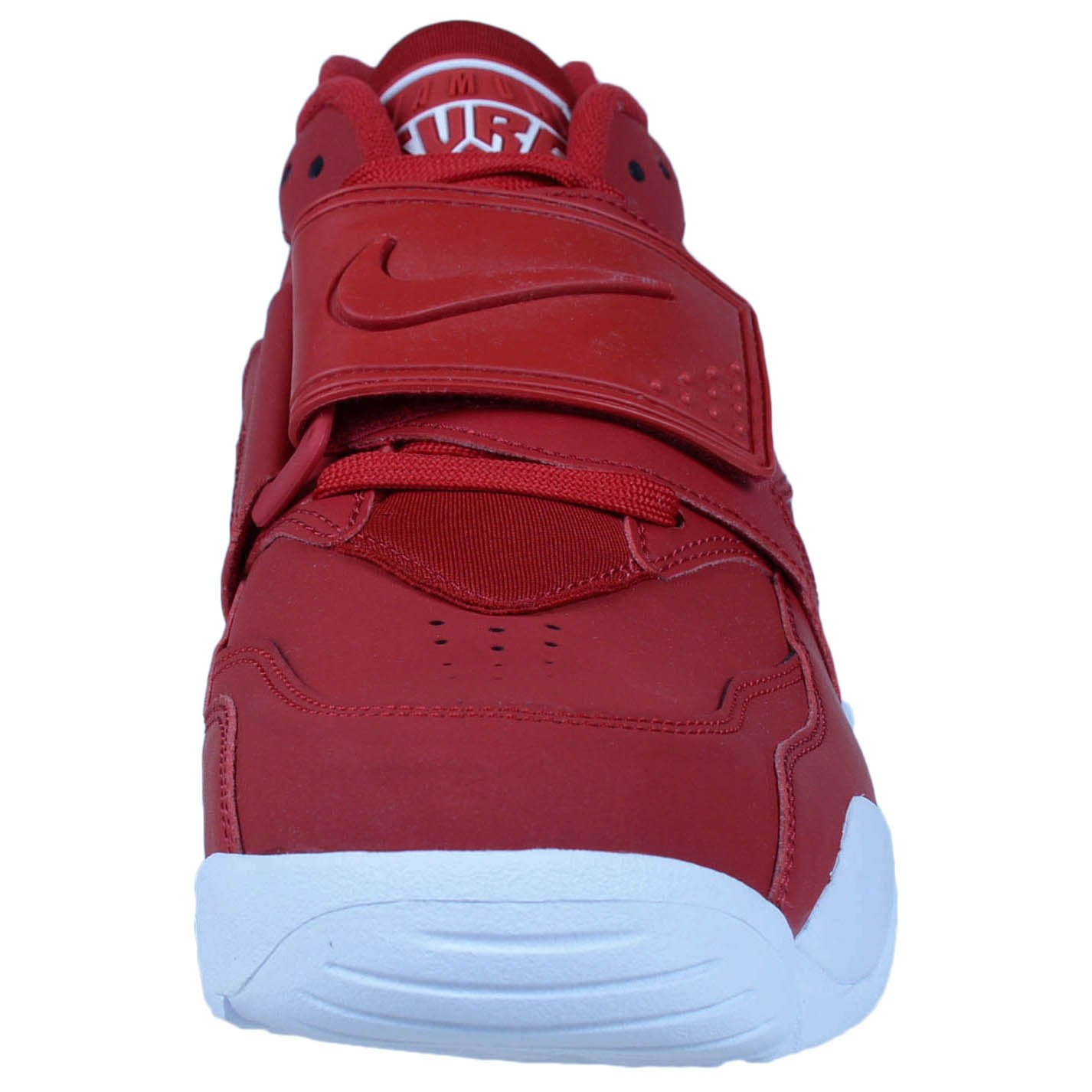 Nike Air Diamond Turf Gym Red/Gym Red-White (12 D(M) US) by Nike (Image #5)