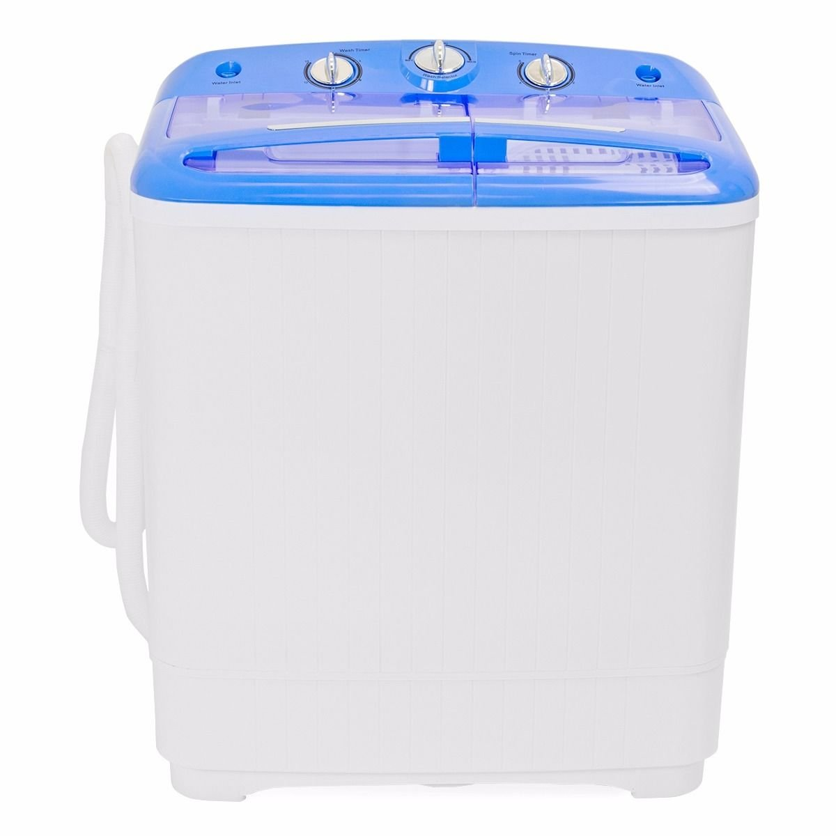 Gracelove Portable Mini Washer Dorm RV Cycle Compact 9 lbs Wash Dry Spin Machine Laundry by Love+Grace (Image #2)