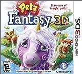 Petz Fantasy 3D - Nintendo 3DS by Ubisoft