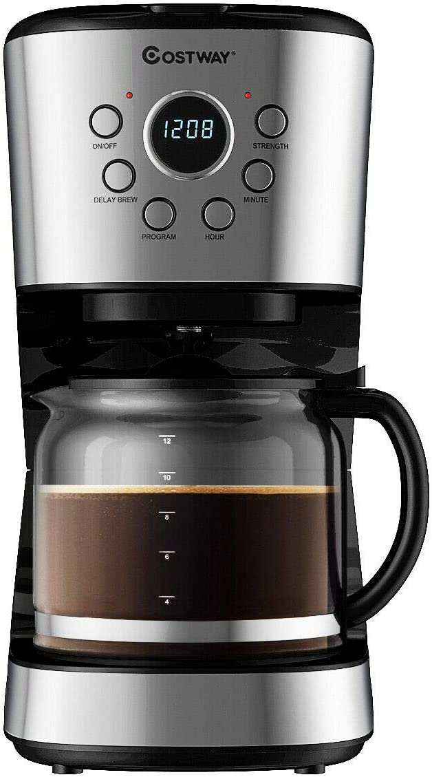 ARLIME 12-cup Programmable Coffee Maker