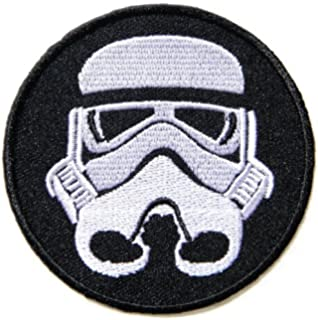 star wars troopers movie logo kid jacket t shirt ecusson brode patch sew iron on embroidered