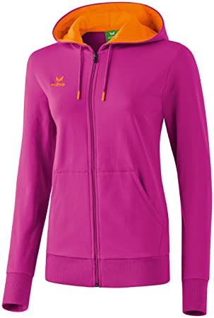 erima damen sweatjacke graffic 5 c amazon de sport \u0026 freizeit Carbon 14 to Nitrogen 14 Beta Particle erima damen sweatjacke graffic 5 c, magenta orange, 34, 607519