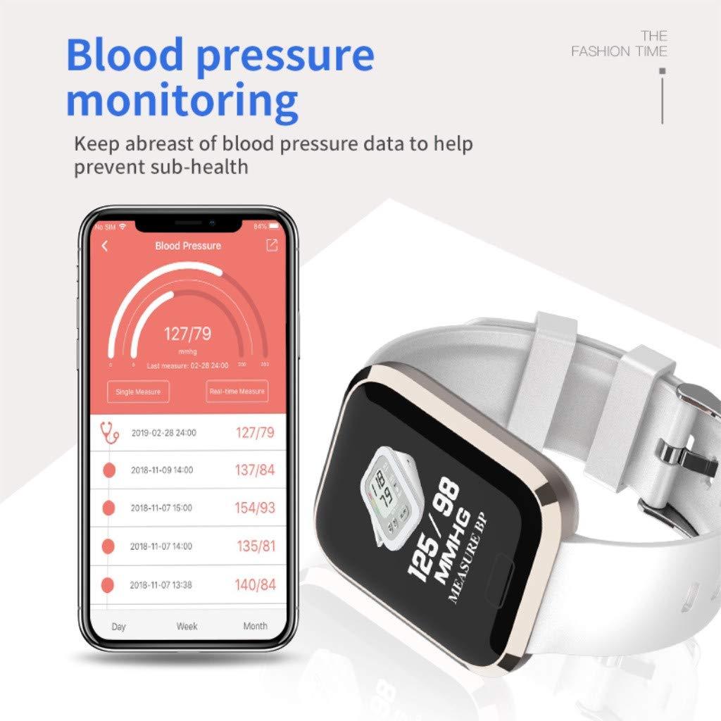 La presión arterial es 127/79
