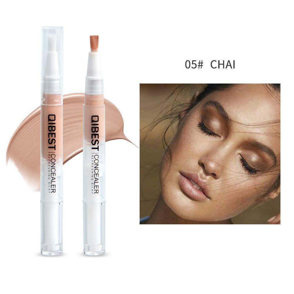 Baulody Makeup Natrual Cream Face Lips Concealer Highlight Contour Pen Stick BB Cream (E) by Baulody (Image #2)