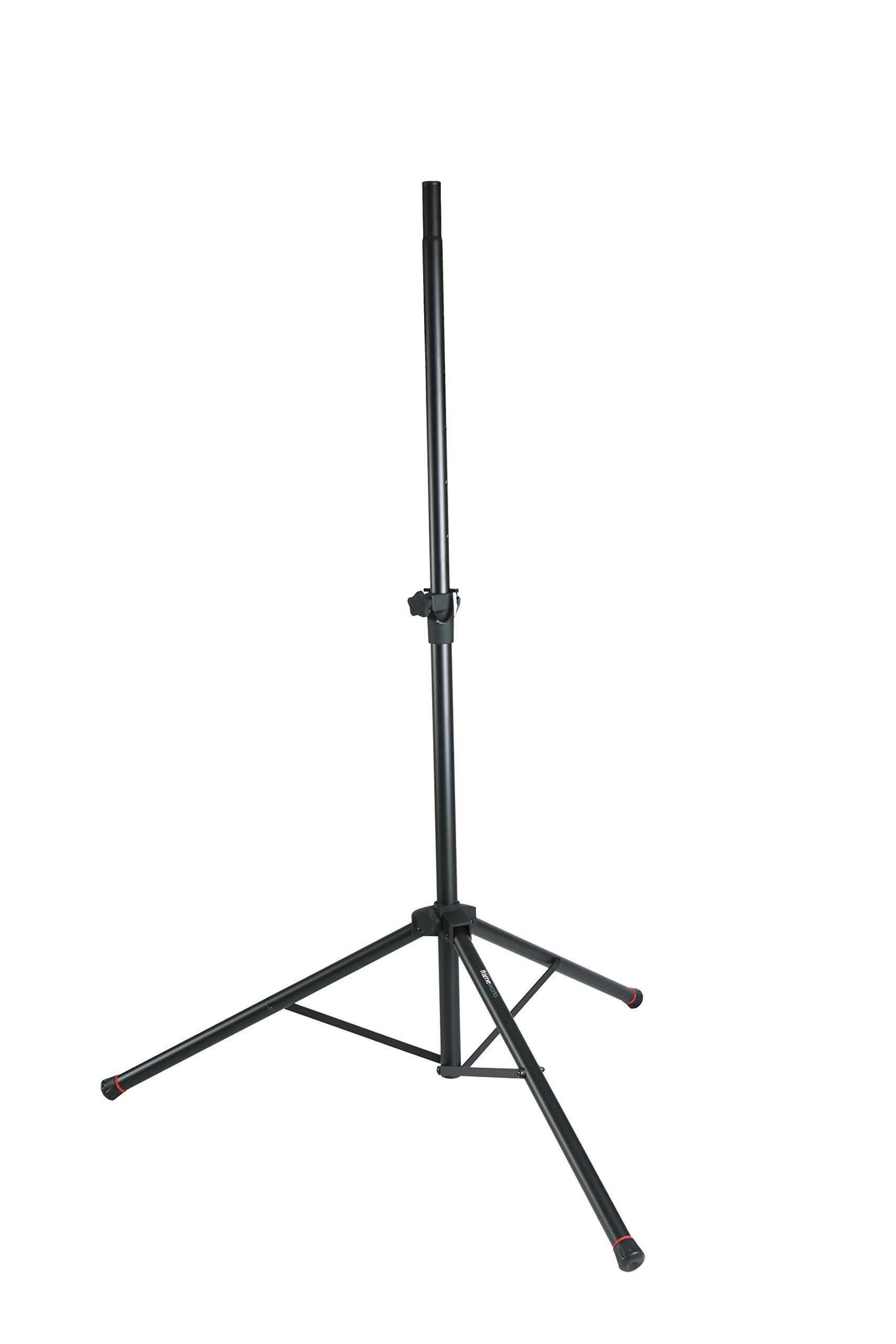 Gator Frameworks Standard Speaker Stand with Adjustable Height (GFW-SPK-2000)