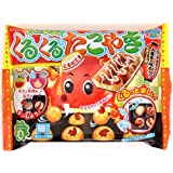 Kuru Kuru Takoyaki Kracie Popin' Cookin' DIY candy by Kracie