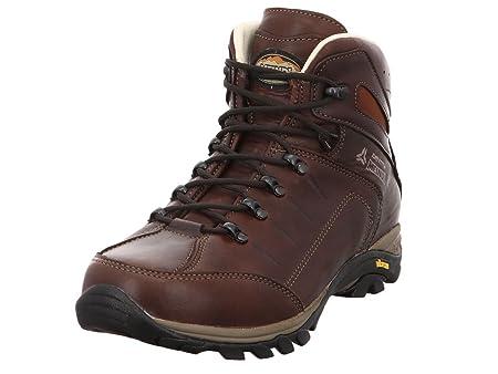 7cbf9e5e4cc68 Meindl Shoes Bergamo Identity Men - Dark Brown: Amazon.co.uk: Shoes ...