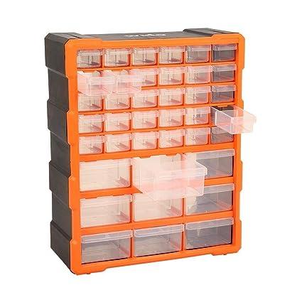 Wido 39 Drawer Tool Storage Unit Wall Mount Diy Organiser