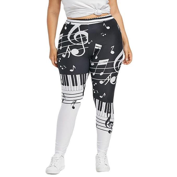 Pantalones Yoga Mujeres Mallas Deportivas Mujer Gran Tamaño ...