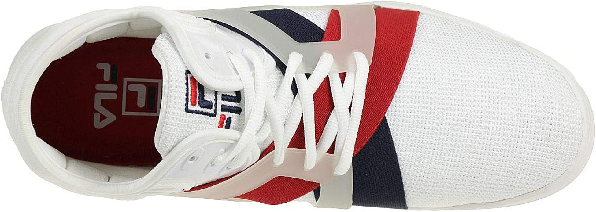 Fila Cage 17 White Navy Red 1BM00026125 Chaussures
