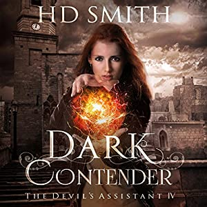 Dark Contender Audiobook