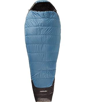 Nordisk Canute +10° Saco de Dormir, Azul, XL