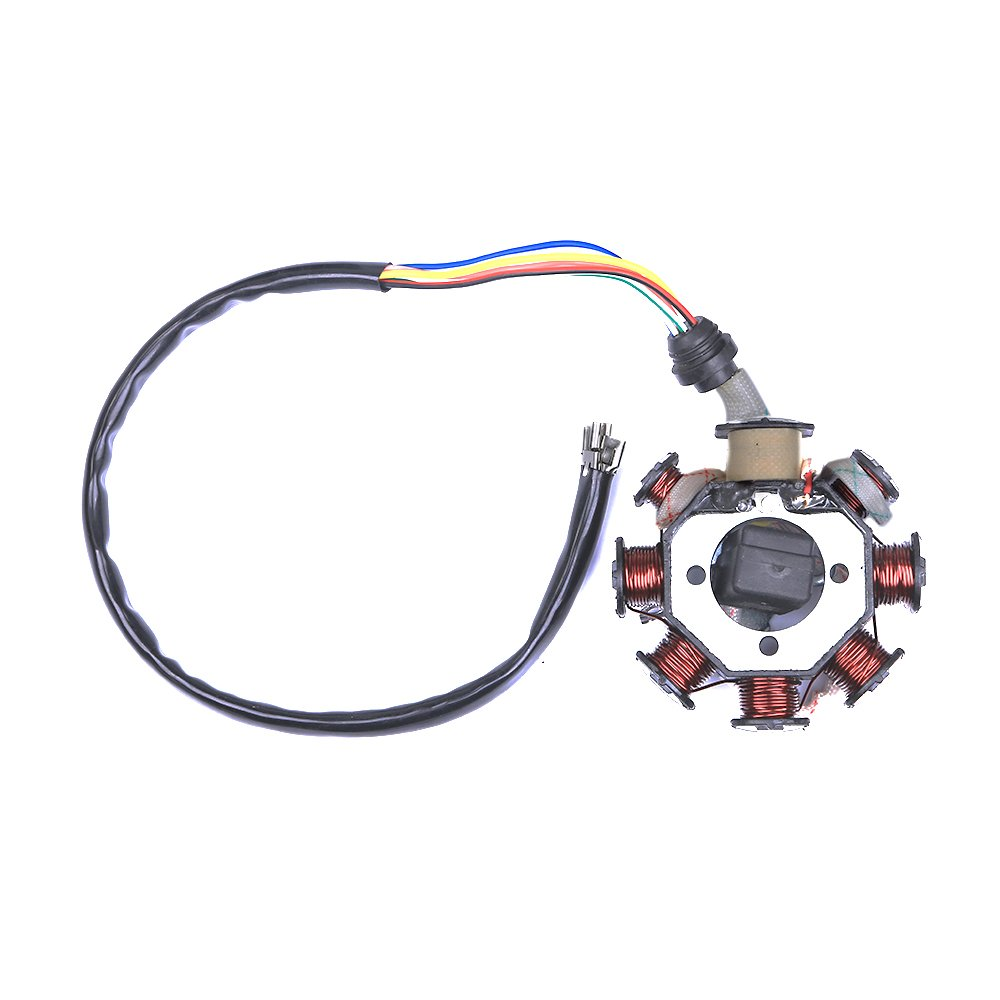 Complete Electrics Atv Quad 200 250cc Wiring Harness 125 Stator Diagram Ssr Get Free Image About Cdi 3 Holes Automotive
