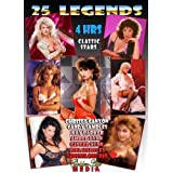 25 LEGENDS 4 HOUR COLLECTOR'S EDITION DVD