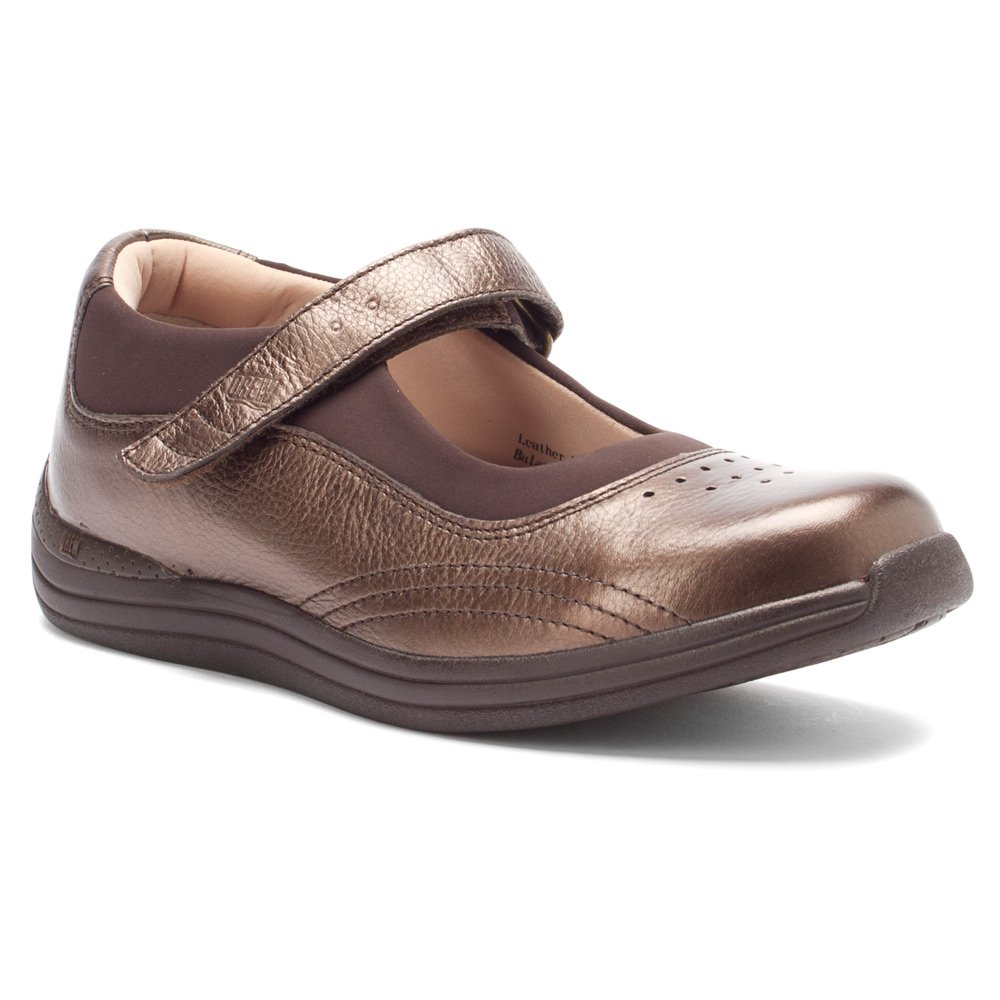 Drew Shoe Women's Rose Mary Jane B0058ZSH2A 7.5 W US|Copper Metallic