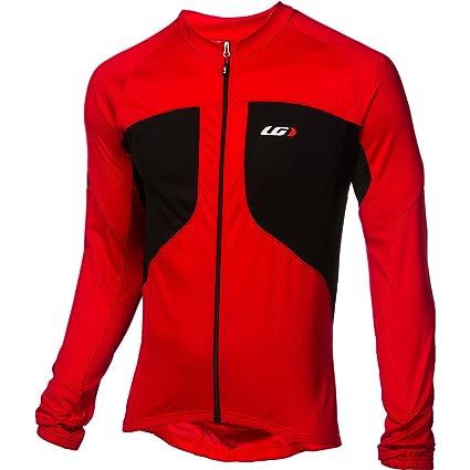 08565c55a Louis Garneau 2014 Men s Ventila 2 Long Sleeve Cycling Jersey - 1023051  (Ginger - M