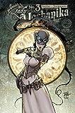 Lady Mechanika #3 Cover B Tan