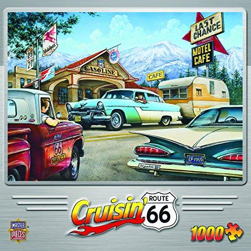 1000 piece puzzles cars - 1