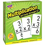 Trend Enterprises Inc Multiplication 0-12 All Facts Skill Drill Flash Cards