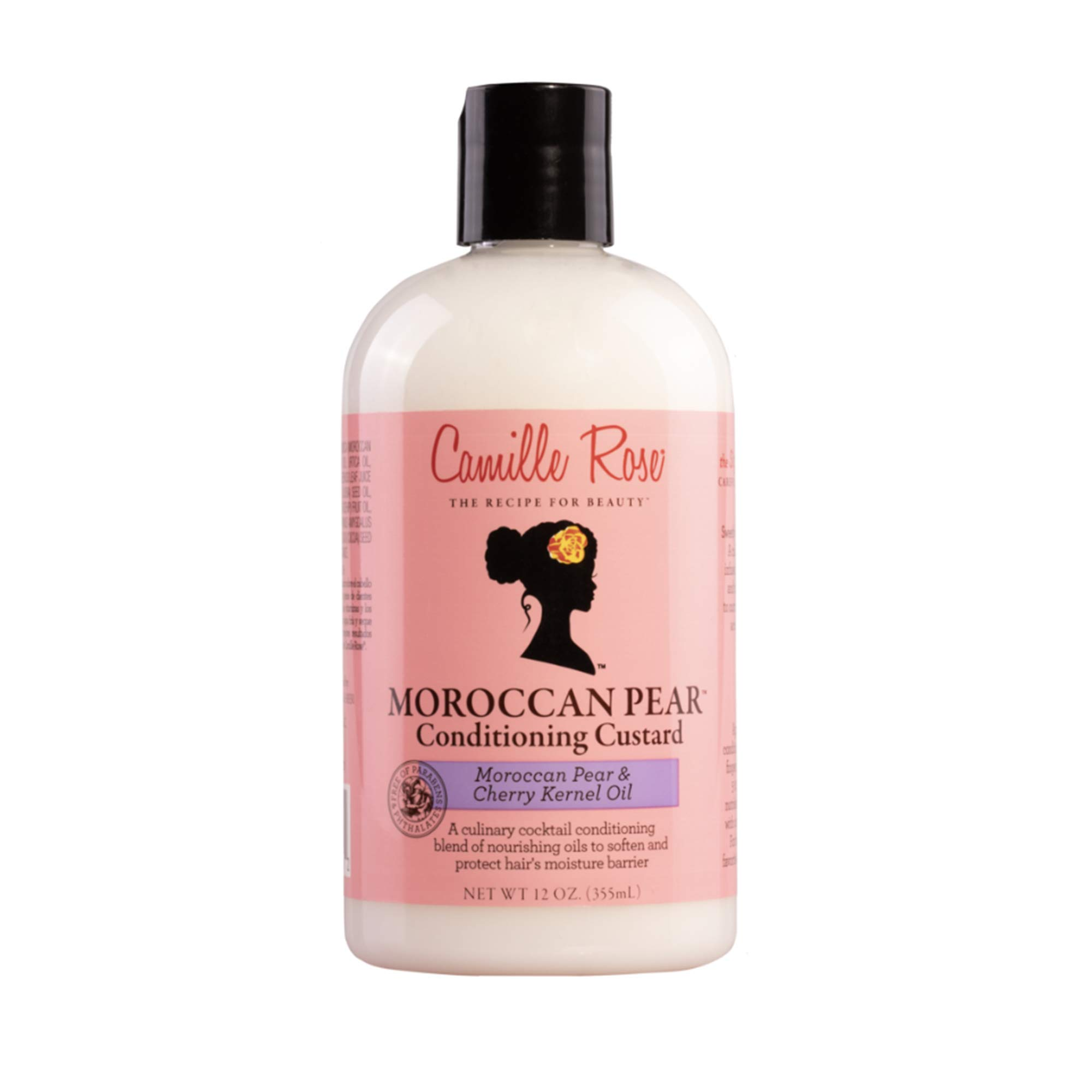 Camille Rose Moroccan Pear Conditioning Custard, 12 fl oz