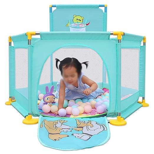 BAIF Parque de Juegos para bebés y niños pequeños Patio de ...