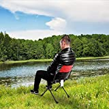 REDCAMP 2-Pack Tall Tripod Hunting Chairs for