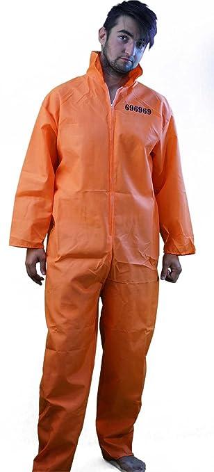 Amazon.com: halloween-creepy-scary-convict-zombie (5 ...