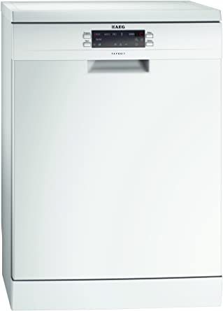 AEG F66702W0P - Lavavajillas Con Sistema De Secado Drytech: Amazon ...